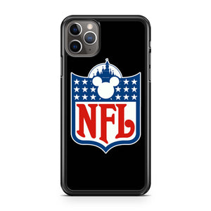 Nfl Disney Teams Logo iPhone 11 Pro Max Case