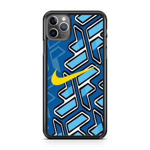Nike Bloc Pattern iPhone Case