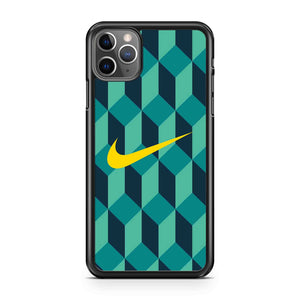 Nike Geometric Pattern iPhone Case