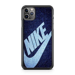 Nike Jeans Pattern iPhone Case