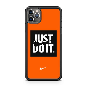 Nike Just Do It iPhone Case