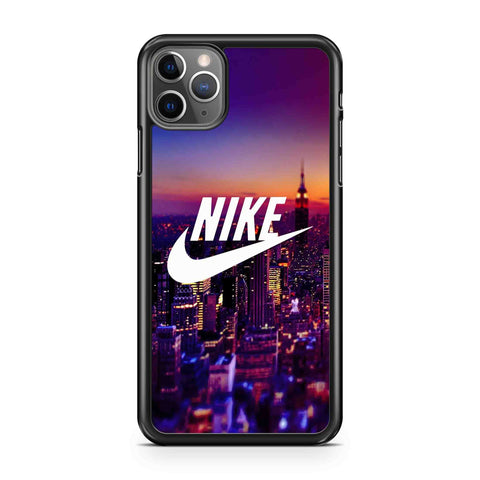 Nike Night City iPhone Case
