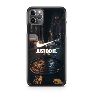 Nike Street At Night iPhone Case