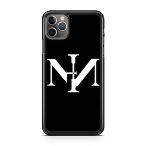 Nin Nine Inch Nails Logo iPhone 11 Pro Max Case