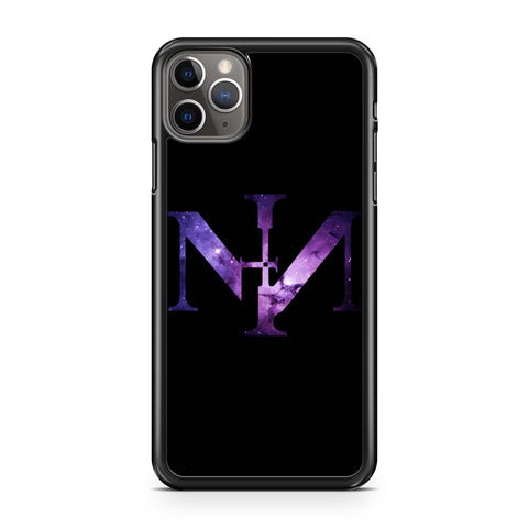 Nin Nine Inch Nails Nebula Logo iPhone 11 Pro Max Case