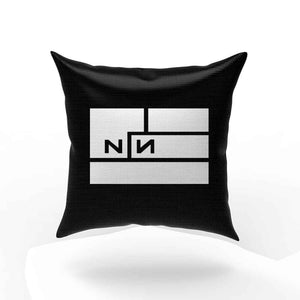 Nine Inch Nails Flag Pillow Case Cover