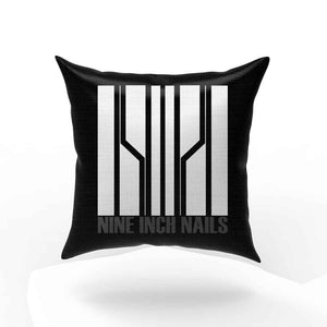 Nine Inch Nails Lines Design Pillow Case Cover