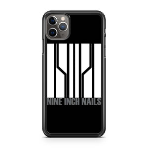 Nine Inch Nails Lines Design iPhone Case