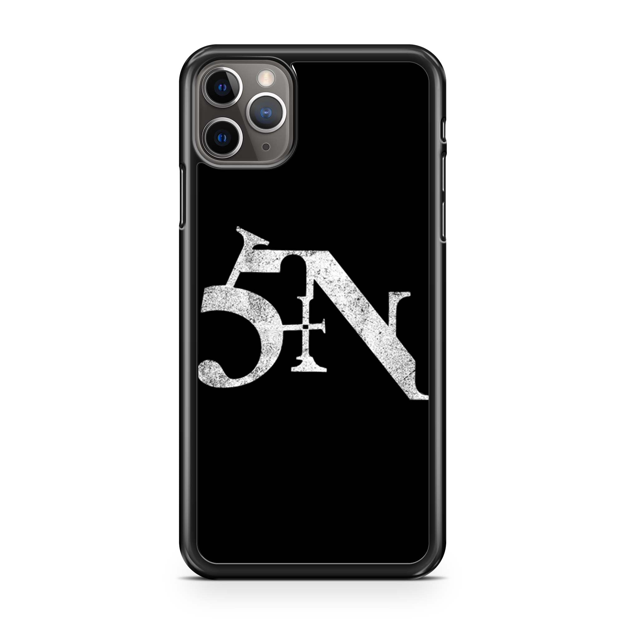 Nine Inch Nails Nin Sin Grunge Logo iPhone 11 Pro Max Case