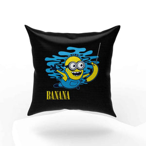 Nirvana Minions Pillow Case Cover