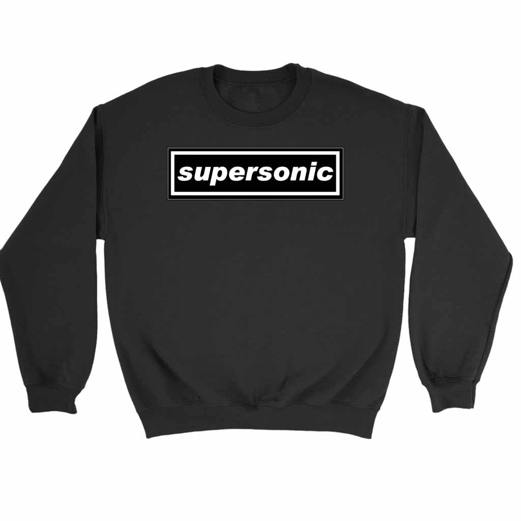 Oasis Inspired Supersonic Sweatshirt