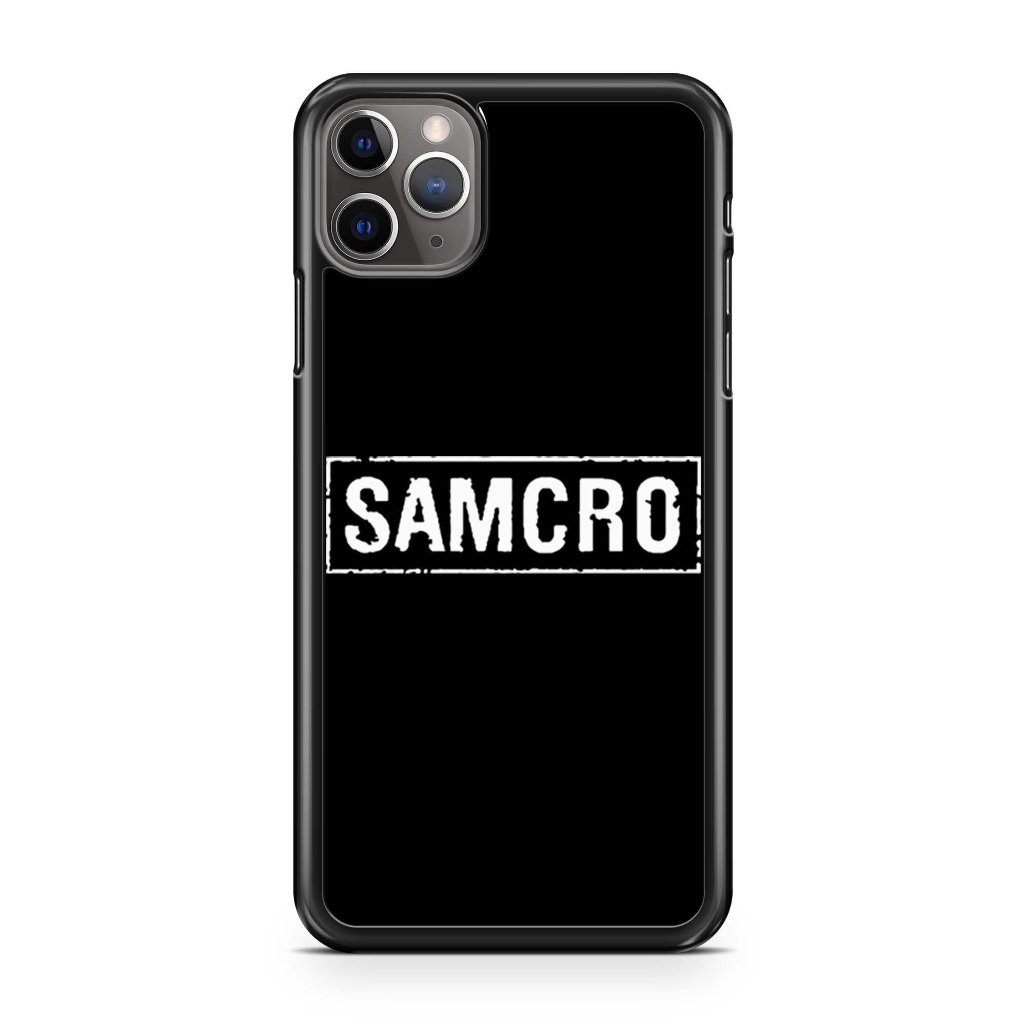 Official Sons Of Anarchy Samcro Banner iPhone 11 Pro Max Case