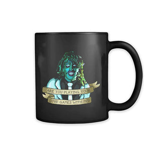 Old Gregg Love Games 11oz Mug