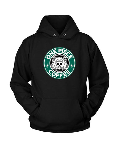 One Piece Coffee Unisex Hoodie