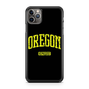 Oregon Represent iPhone 11 Pro Max Case