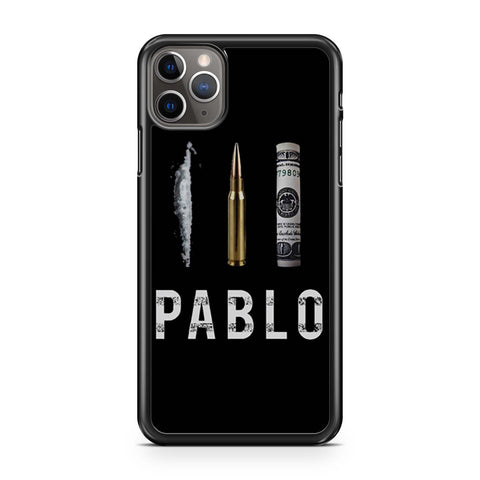 Pablo Escobar Dollar Narcos iPhone 11 Pro Max Case