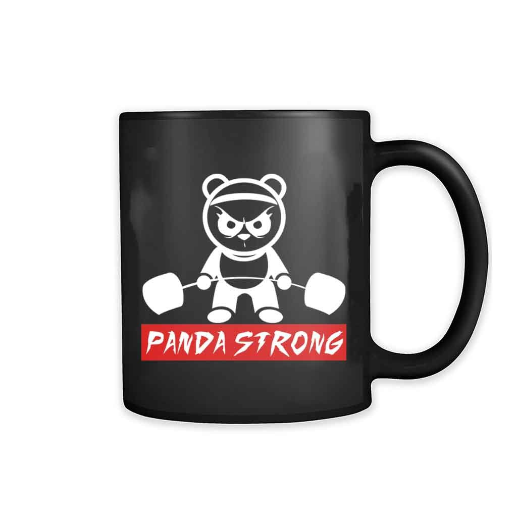 Panda Strong Funny 11oz Mug