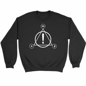 Panic At The Disco Logo Sweatshirt