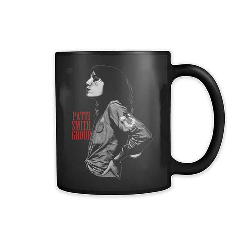 Patricia Lee Patti Smith Group Punk Rocker 11oz Mug