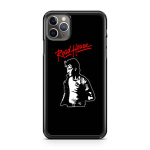 Patrick Swayze Road House iPhone Case