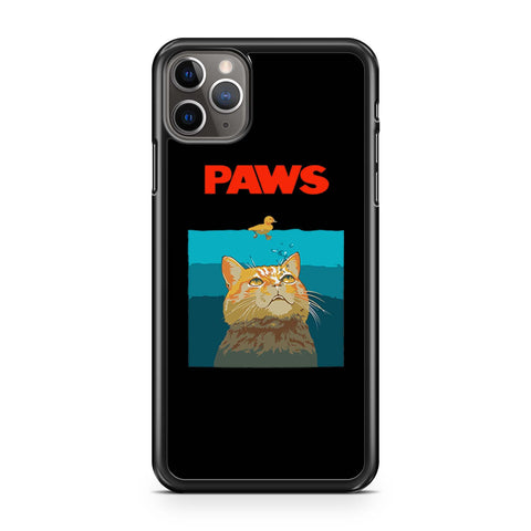 Paws Jaws iPhone 11 Pro Max Case