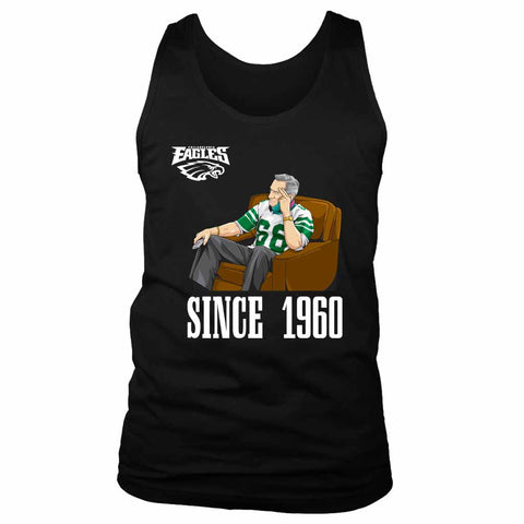 Philadelphia Eagles The Since 1960 Professional Sports Men's Tank Top