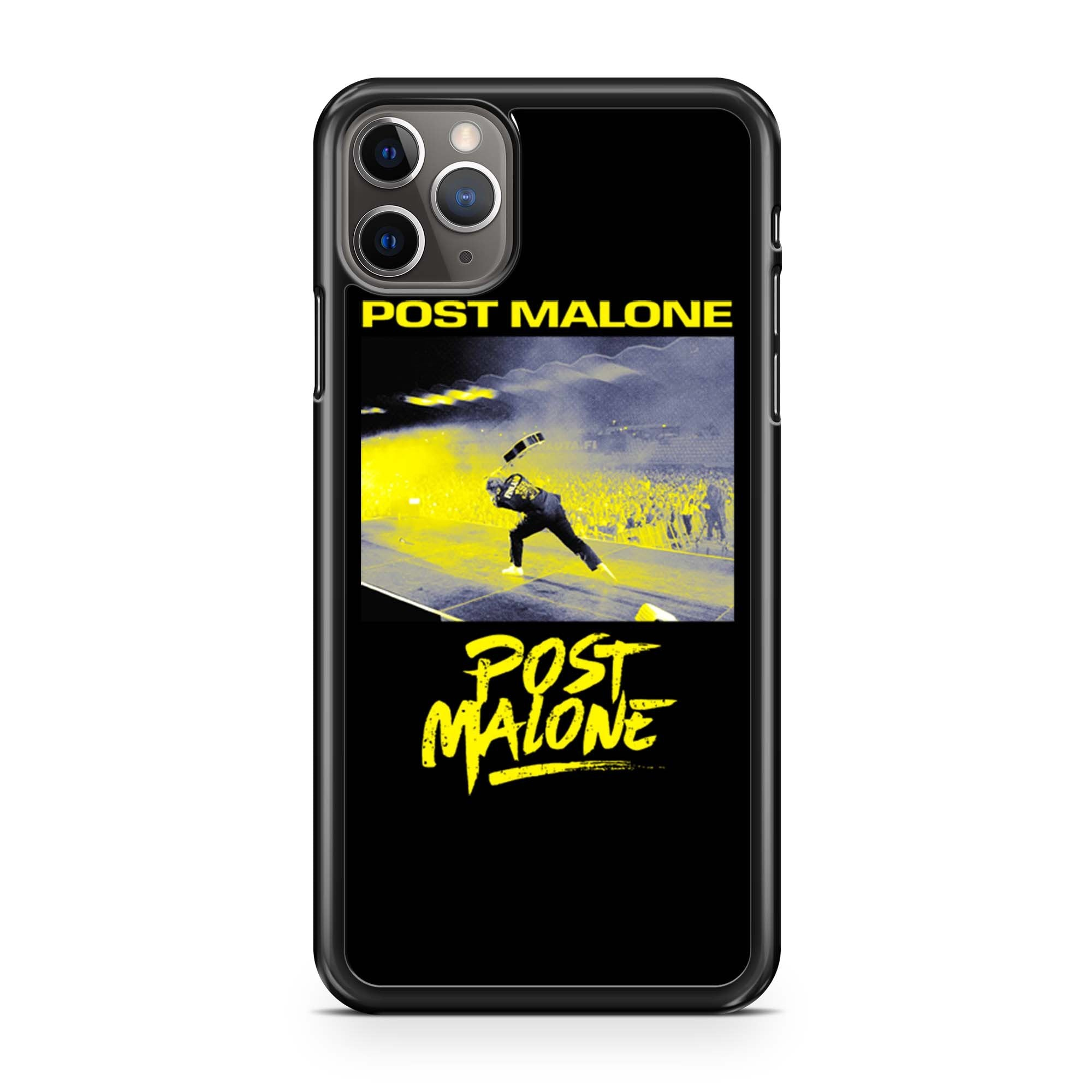 Post Malone Concert iPhone 11 Pro Max Case