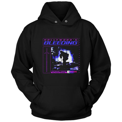 Post Malone Hollywood Bleeding Unisex Hoodie