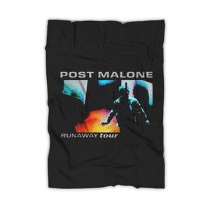Post Malone Runaway Tour Concert Blanket