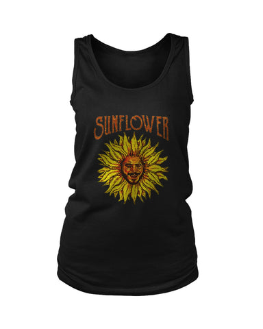 Post Malone Sunflower Women's Tank Top