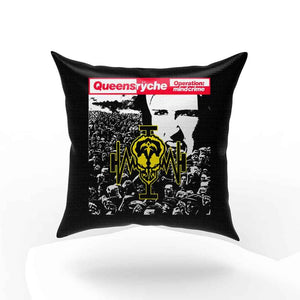 Queensryche Operation Mindcrime 88 Progressive Metal Savatage Pillow Case Cover