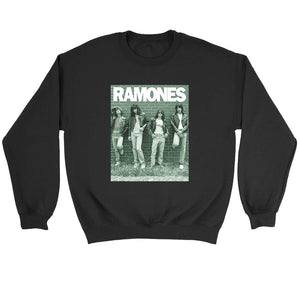 Ramones Band Rock Sweatshirt