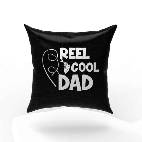 Reel Cool Dad And Son Pillow Case Cover