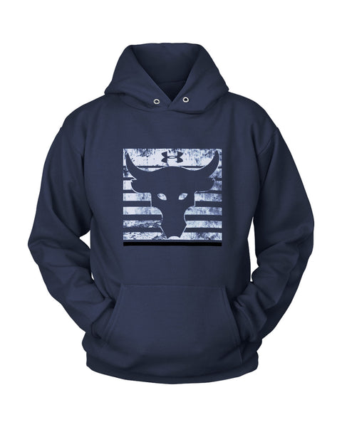 Retro Under Armour X Project The Rock Unisex Hoodie