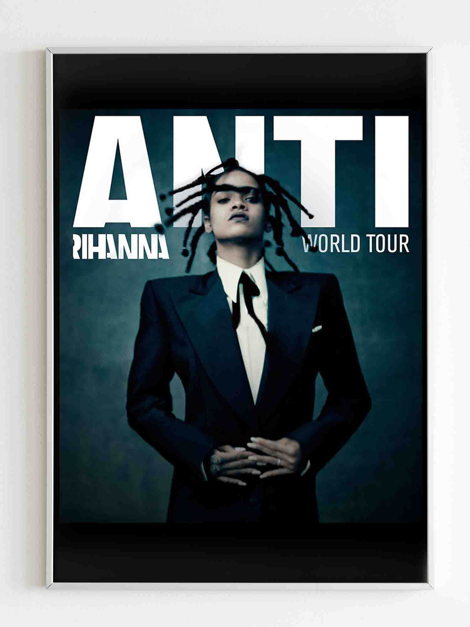 Rihanna Anti Tour 2016  Poster