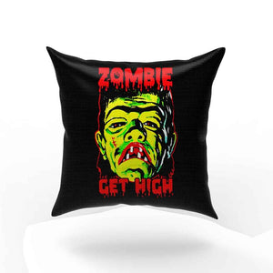 Rob Zombie Get High Monster Pillow Case Cover