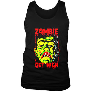 Rob Zombie Get High Monster Men's Tank Top