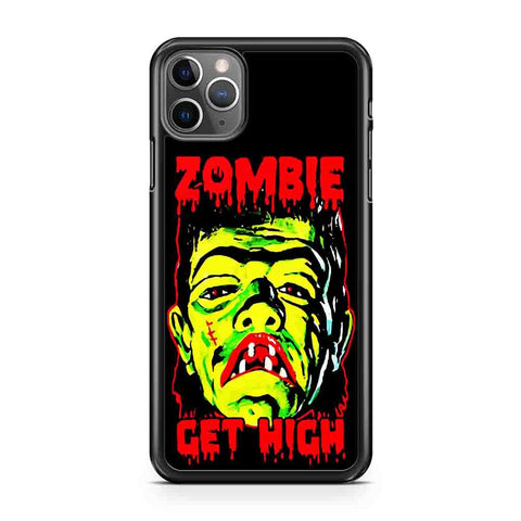 Rob Zombie Get High Monster iPhone Case