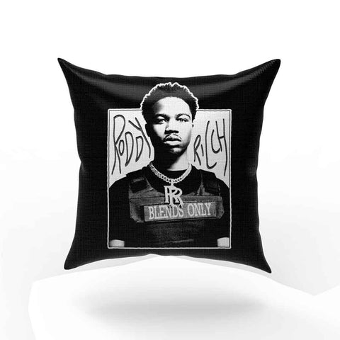 Roddy Ricch Pillow Case Cover
