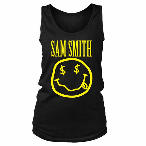 Sam Smith Nirvana Nevermind Women's Tank Top