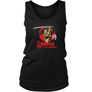 Samurai Women's Tank Top