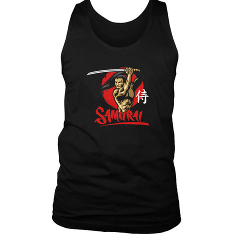 Samurai Men's Tank Top