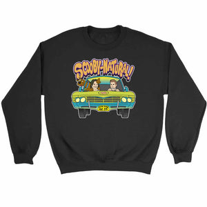 Scooby Doo Super Natural Sweatshirt