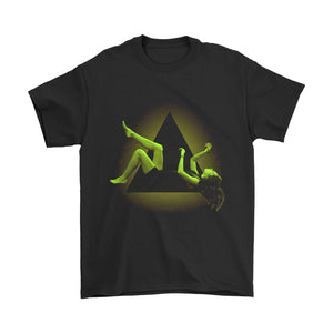 Shaed Trampoline Art Men's T-Shirt