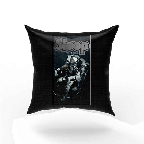 Sleep The Sciences Doom Metal Stoner Rock Pillow Case Cover