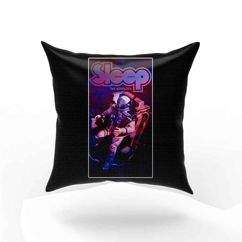 Sleep The Sciences Doom Metal Stoner Rock Colors Pillow Case Cover
