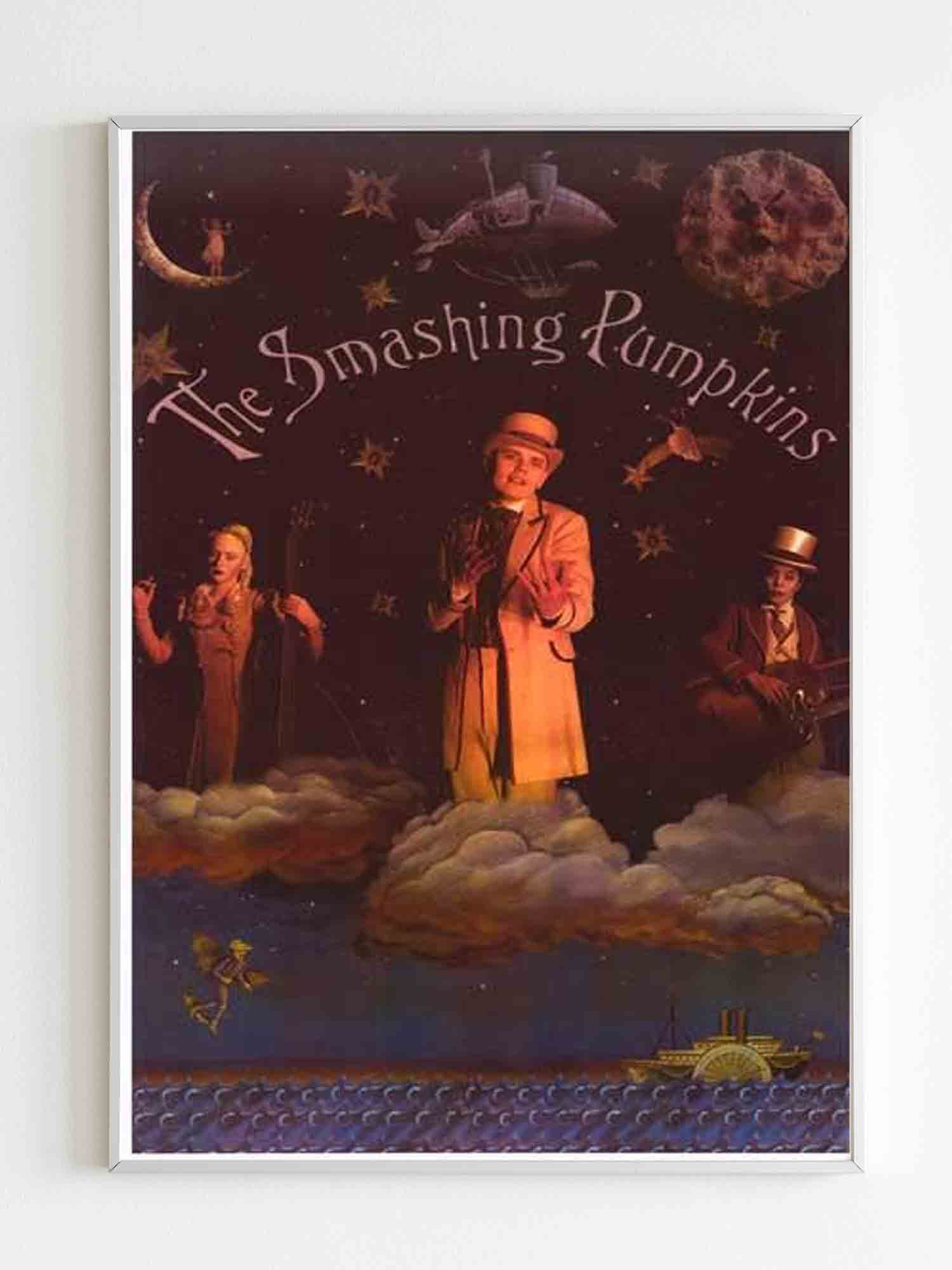 Smashing Pumpkins Tonight Poster