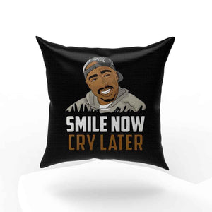 Smile Now Pillow Case Cover