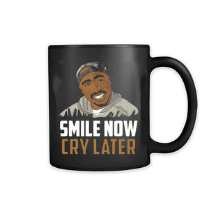 Smile Now 11oz Mug