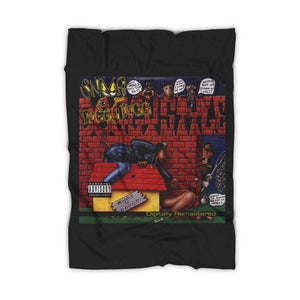 Snoop Dogg Doggystyle Blanket